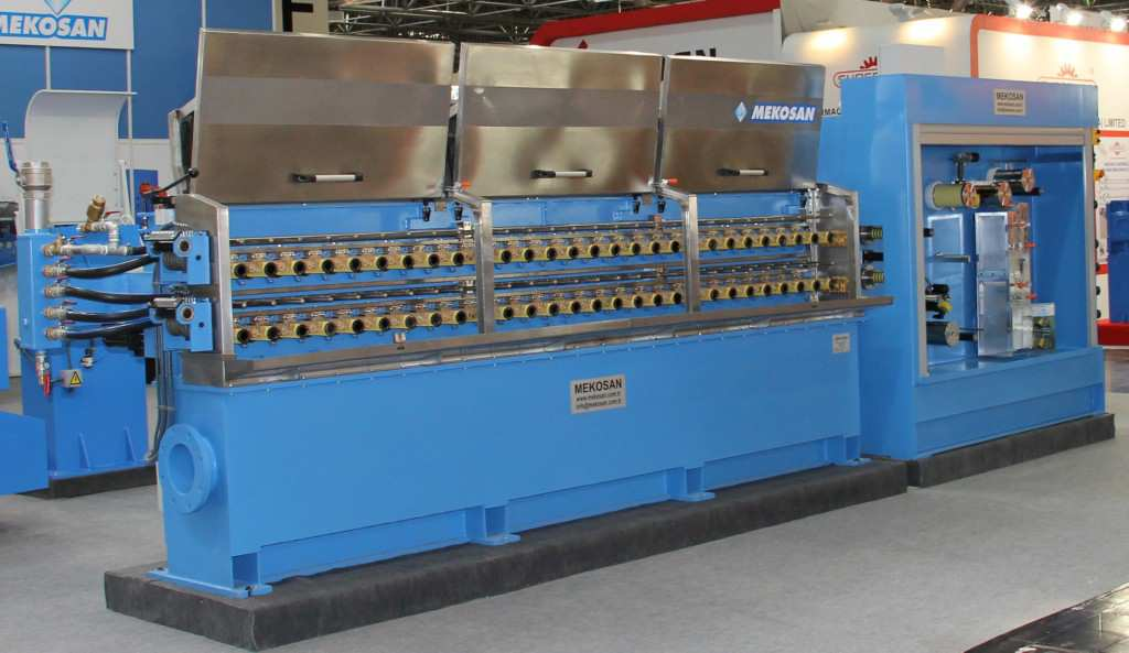 MKS-M10 COPPER WIRE DRAWING MACHINE