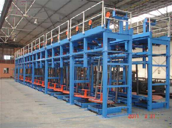 24 WIRE GALVANIZING LINE